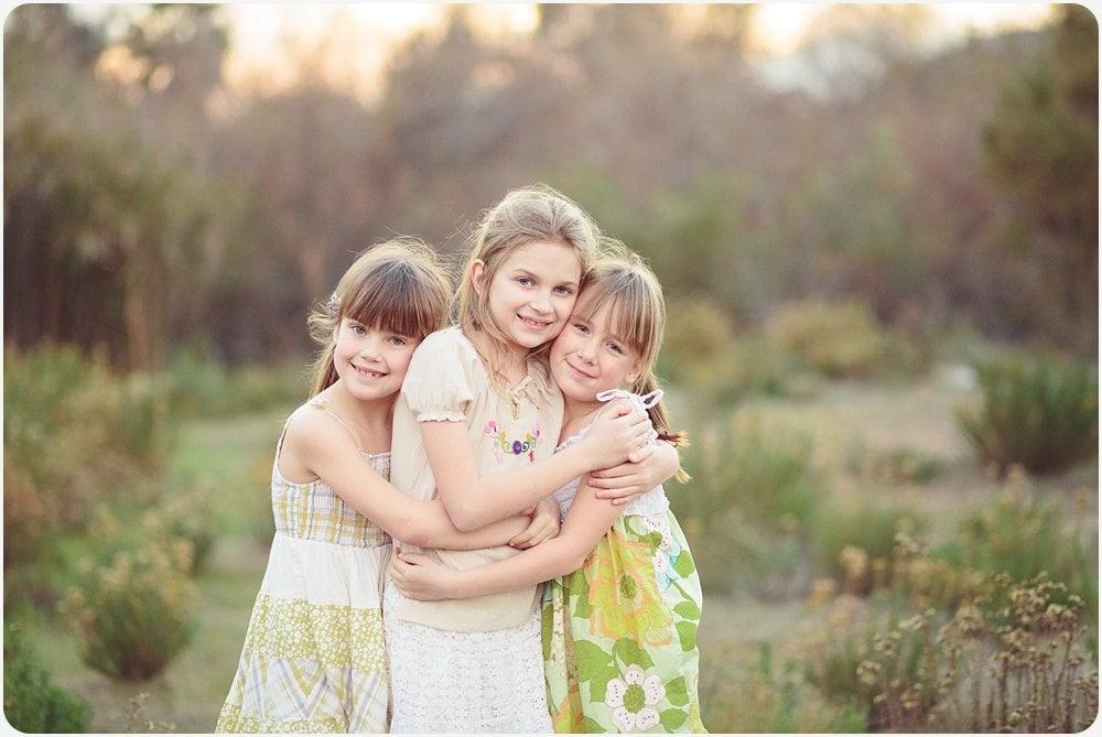 Cousin Portrait | San Diego Photography