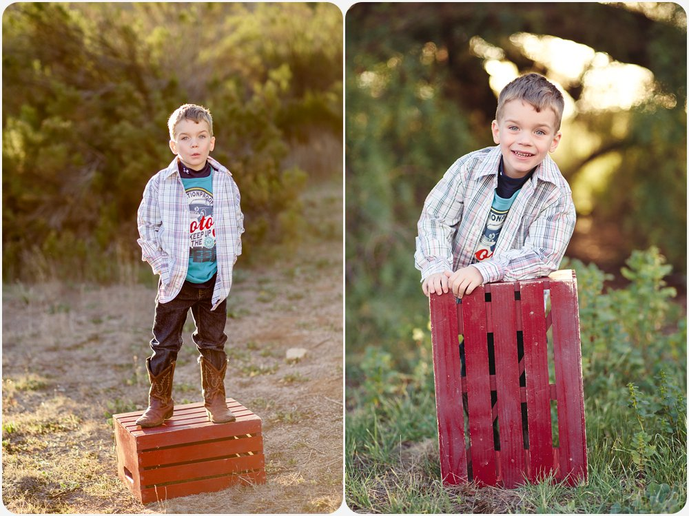 Five Year Old Boy | San Diego Photography