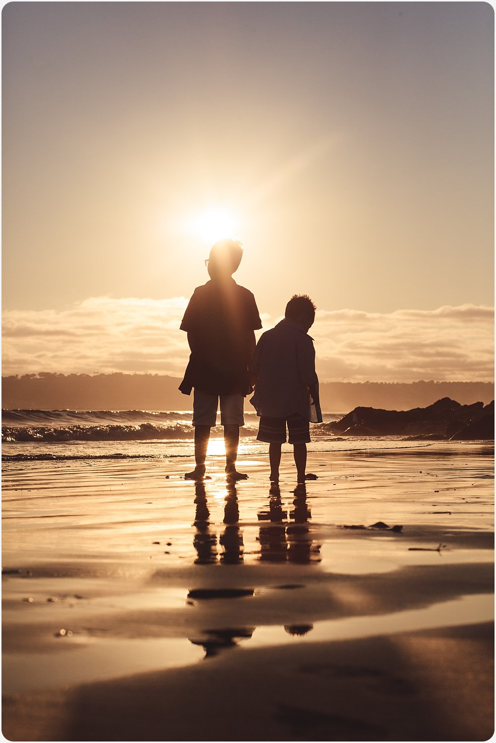 San Diego Beach Photography | Coronado Family Photography