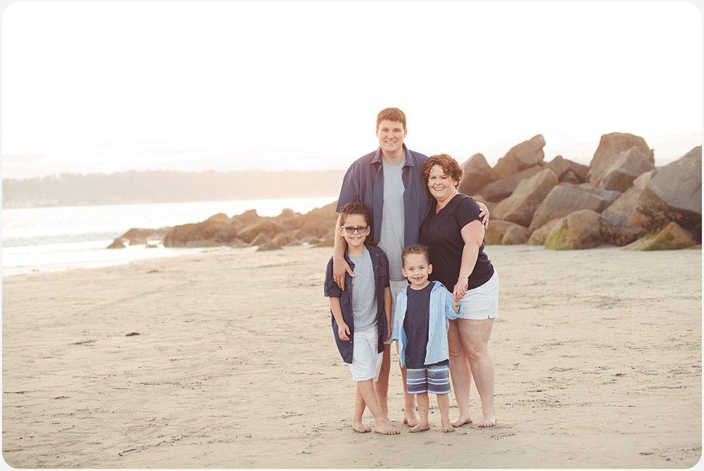 San Diego Beach Photography | Coronado Photographer