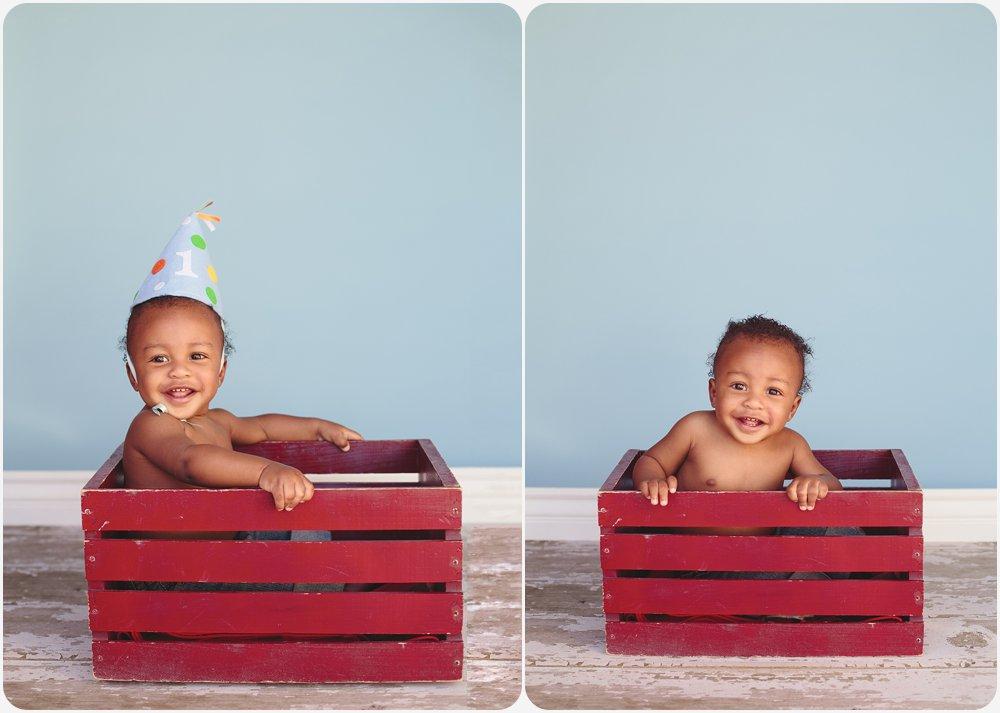 First Birthday Photos | San Diego Photographer
