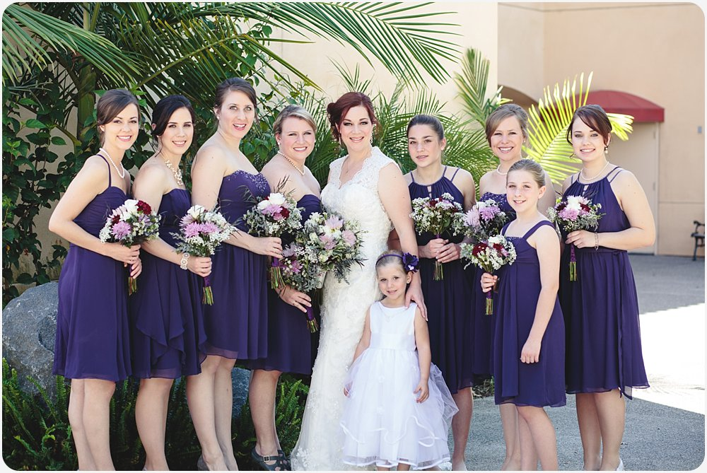 Bridesmaids | San DIego Wedding Photographer