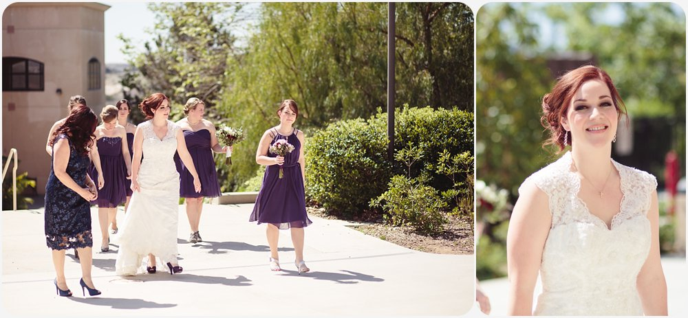Skyline Church Rancho San Diego | San DIego Wedding Photographer
