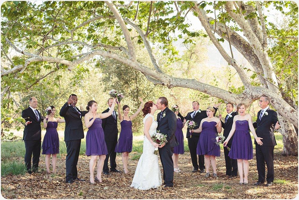 Wedding at Skyline Wesleyan Church Rancho San Diego