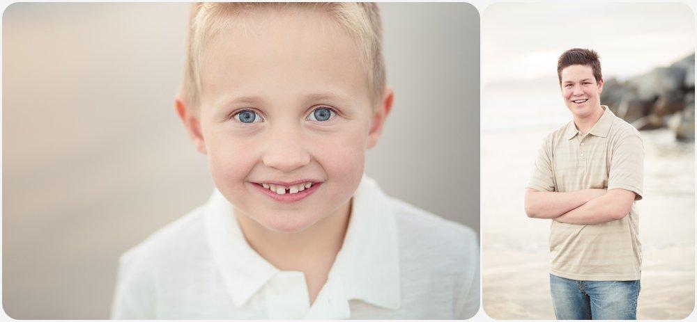 Senior Portraits on the Beach | Hotel del Coronado