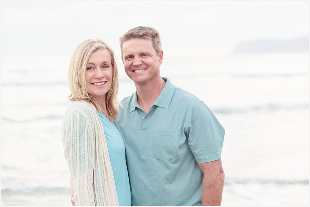 Couple Photos on the Beach | San Diego Coronado