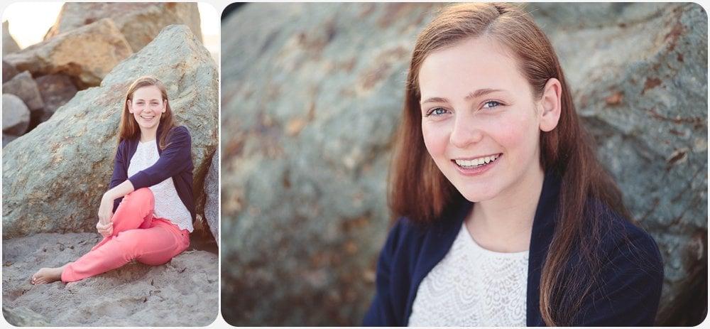 Senior Photography   Beach Headshots