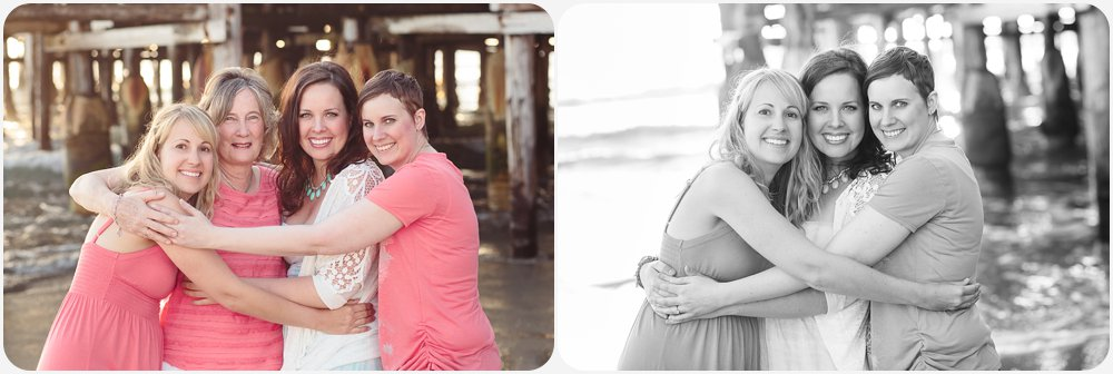 Extended Family Photographer San Diego
