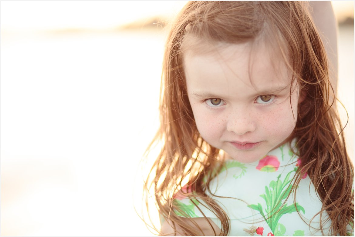 Funny Faces | San Diego Family Photography