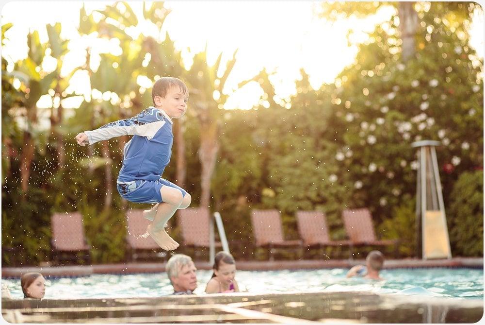 Anabella Hotel Anaheim | San Diego Family Photography