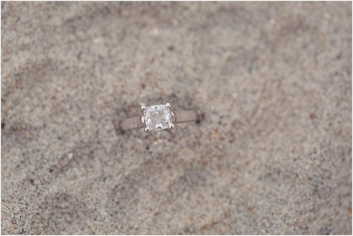 Ring Shot | Beach Photography in San Diego