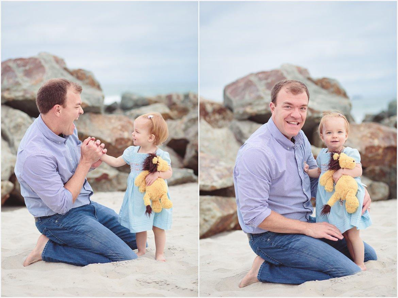 Father's Day on Coronado | Coronado Beach Photographer