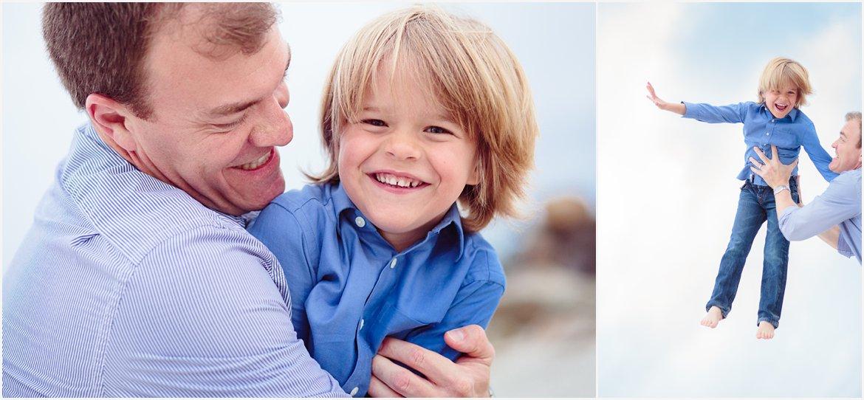 Father's Day | Coronado Beach Photographer