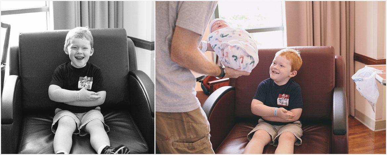 San Diego Birth Photographer | It's a Boy!