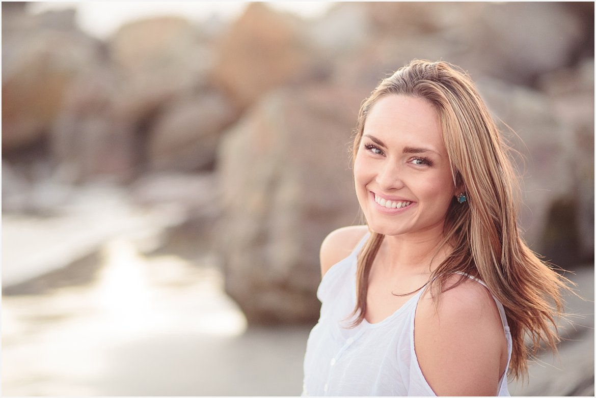 Senior Portraits | San Diego Hotel del Coronado Family Photos