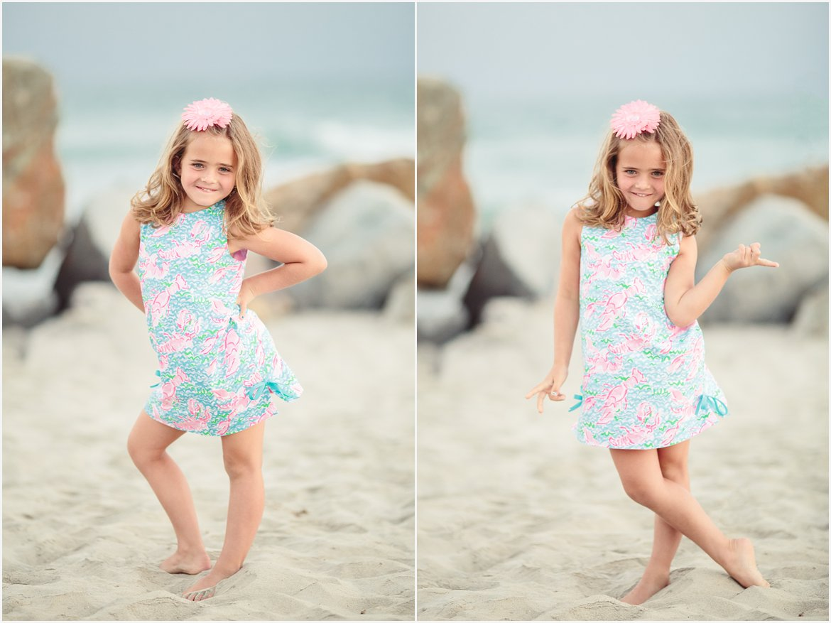 San Diego Child Photographer | Beach Photography in San Diego