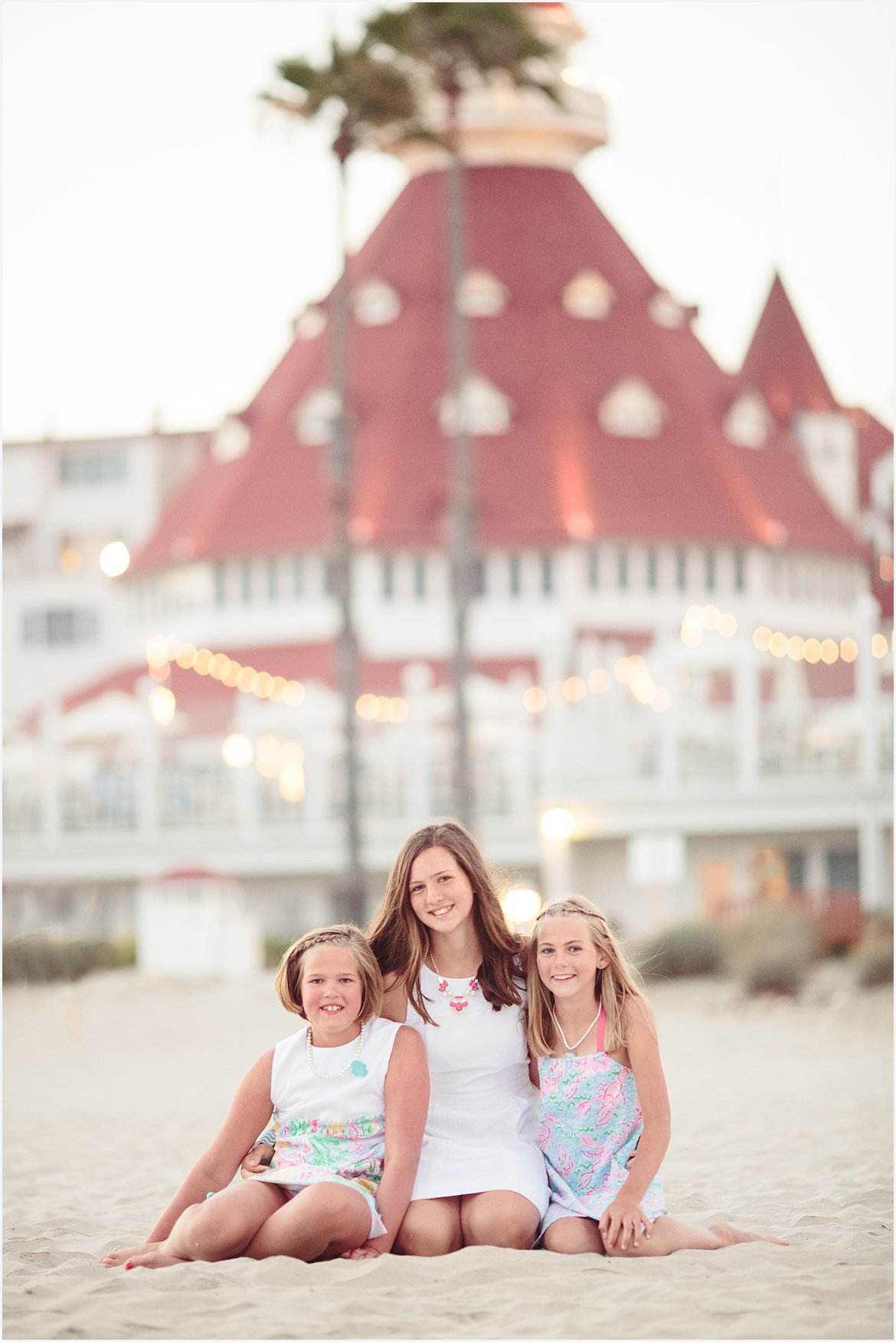 Hotel del Coronado Photographer | Beach Photography in San Diego