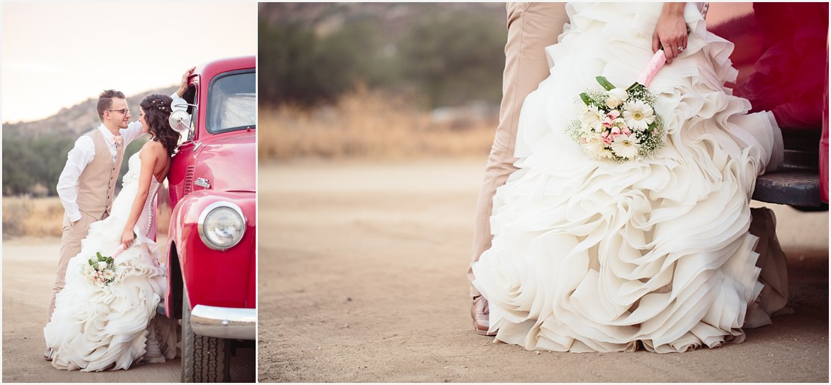 Hidden Oaks Ranch Ramona | San Diego Wedding Photography