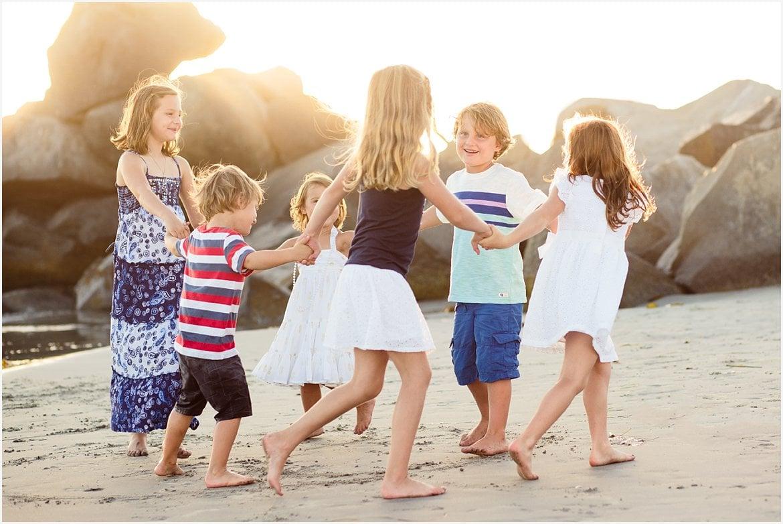 Cousins on Coronado | Family Photographer San Diego