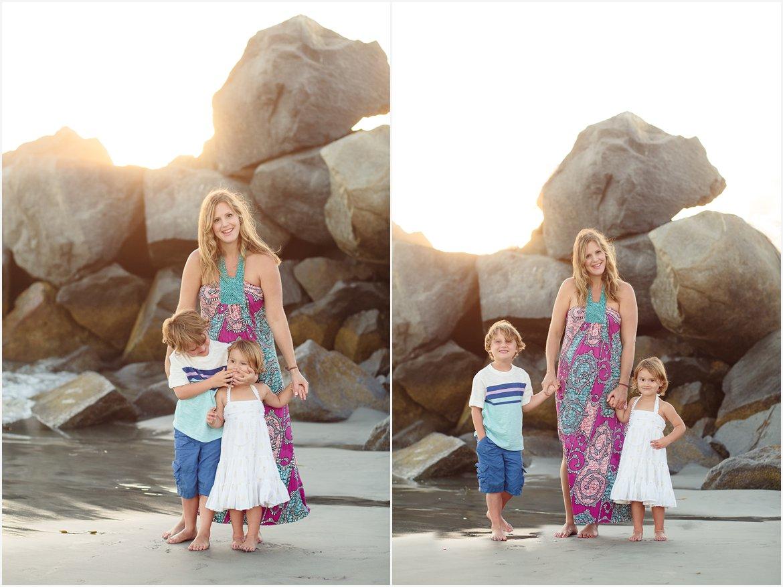 Maternity Beach Photos | San Diego Family Photographer