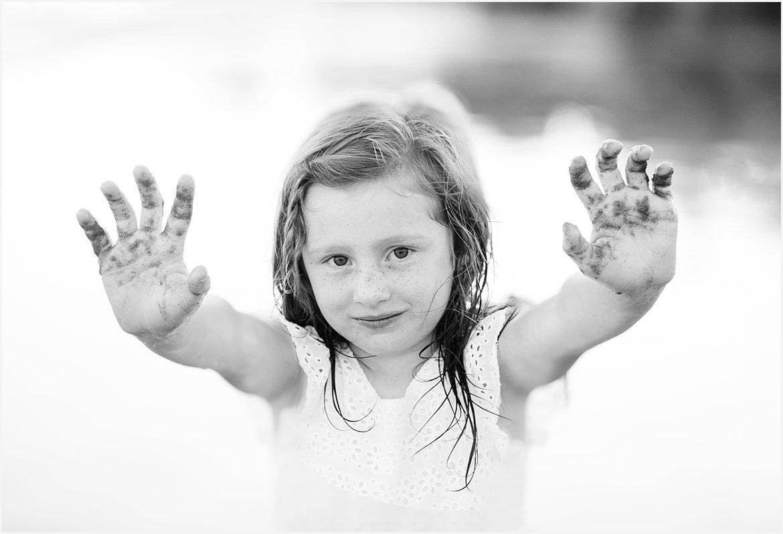 Sandy Hands | Family Photographer San Diego