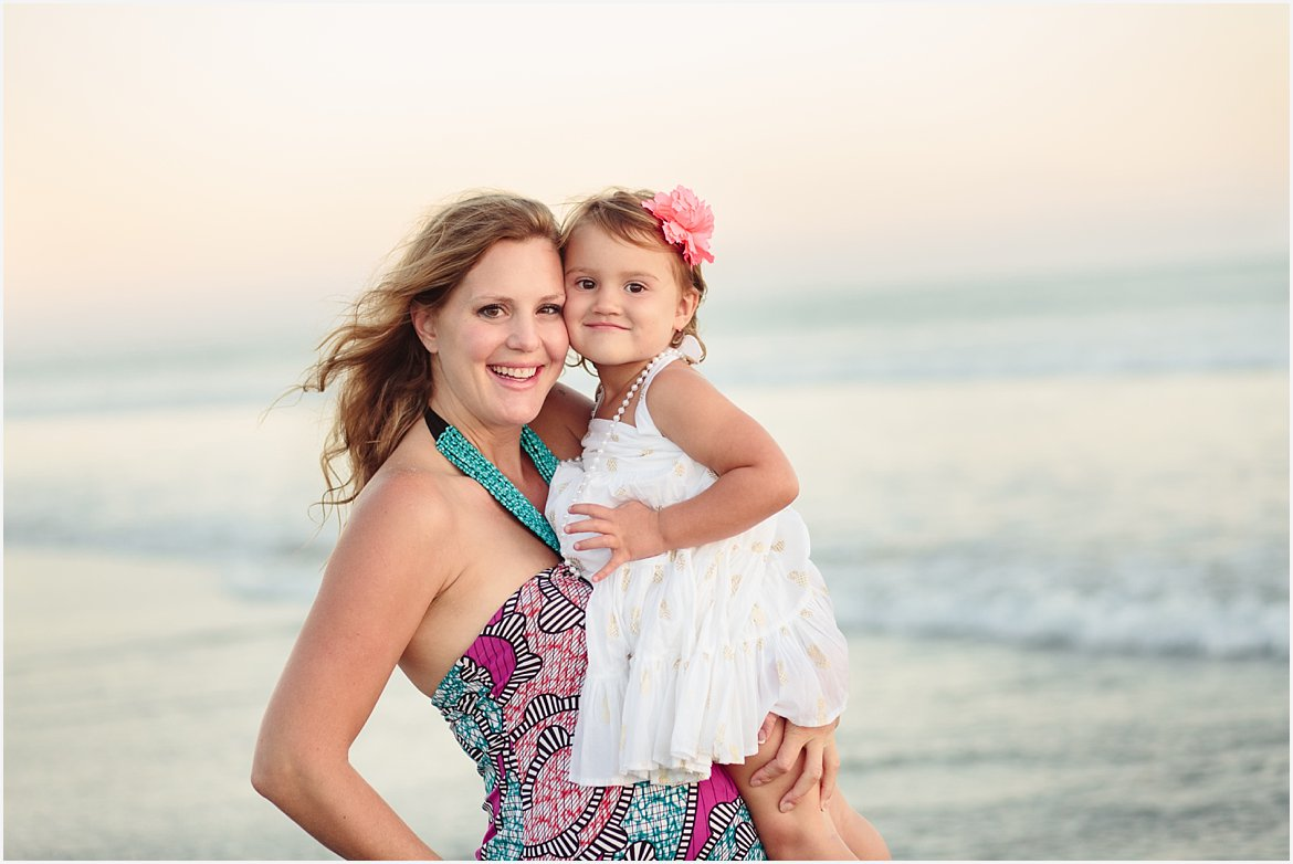 Toddler Girl with Mom | Family Photographer San Diego