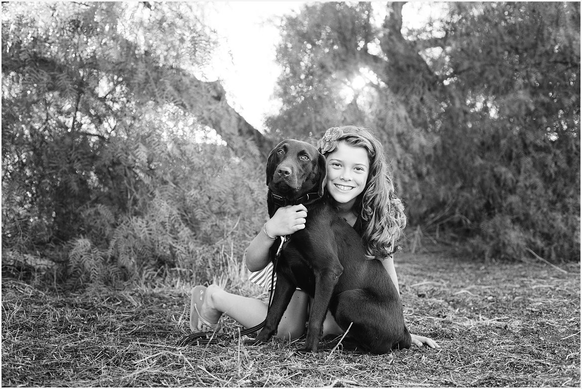 Lucy | Rylee's Diabetic Service Dog | Amy Gray Photography