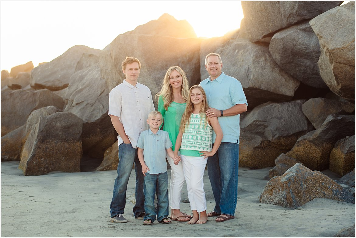 San Diego Beach Photographer | San Diego Family Photography | Amy Gray Photography
