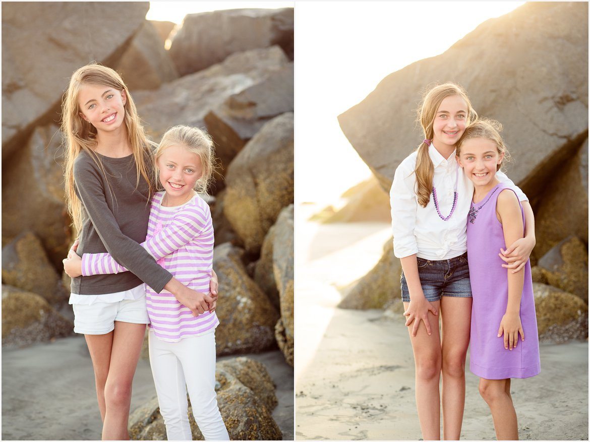Sisters | San Diego Beach Photography