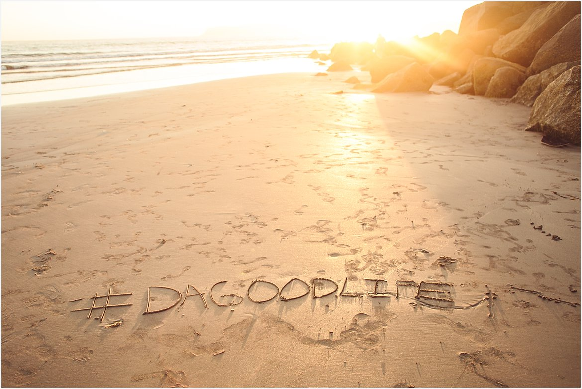 The Good Life | San Diego Beach Photography