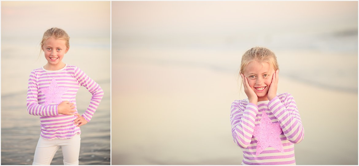 Beach Photographer San Diego | Child Portraits
