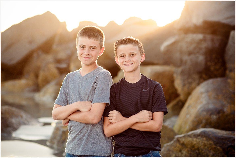Boys on Coronado