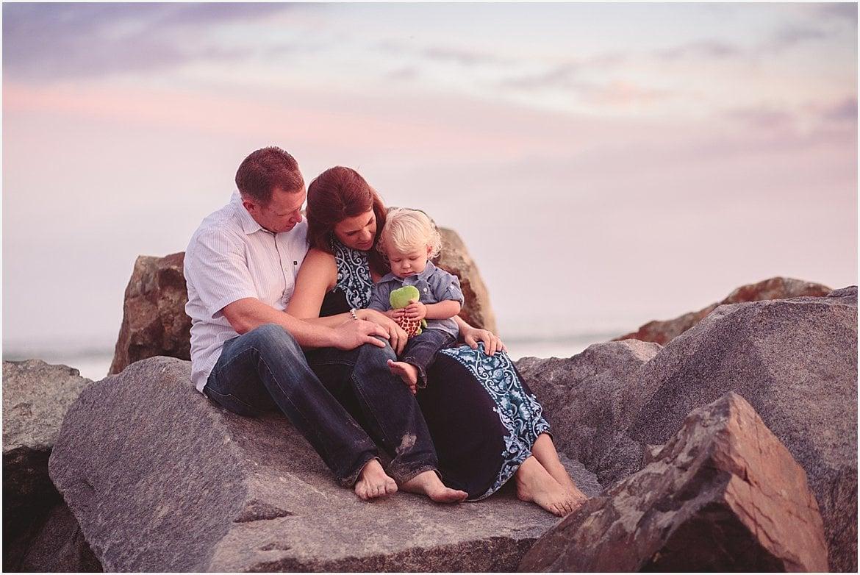 Beach Portraits | San Diego Beach Photographer