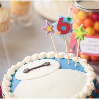 Baymax Birthday | San Diego Birthday Party Photographer