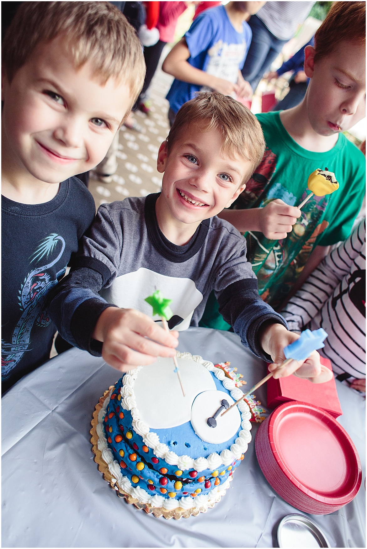 Big Hero Six Birthday Party | San Diego Birthday Party Photographer
