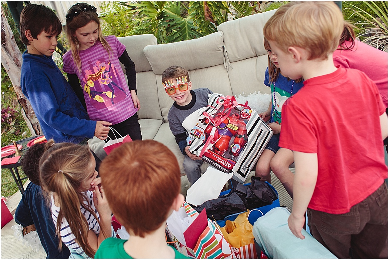 Big Hero Six Birthday Party | San Diego Birthday Party Photographer