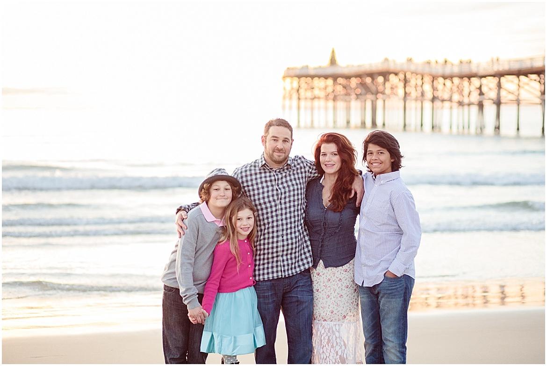 San Diego Family Photographer | San Diego Beach Photography