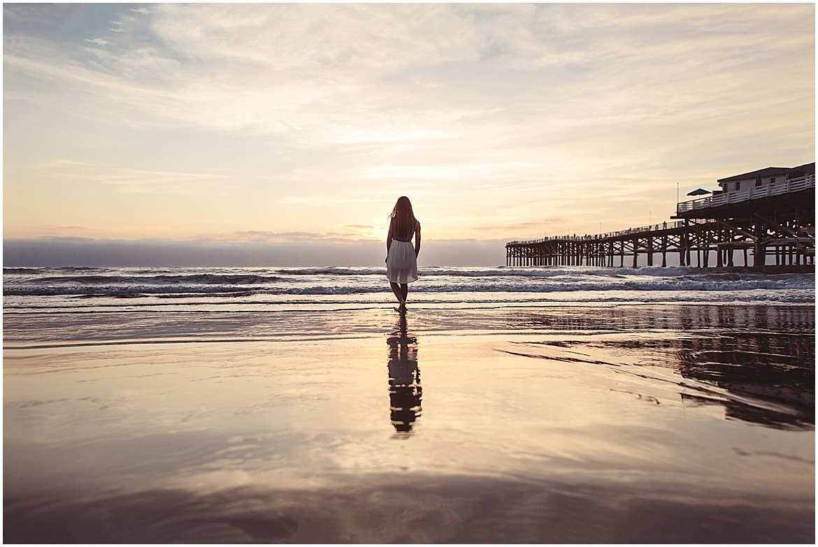 Crystal Pier | San Diego Photographer