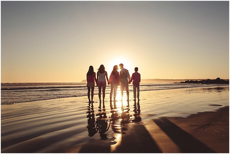 San Diego Beach Family Photography