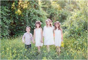 Cousins in San Diego Rustic Field