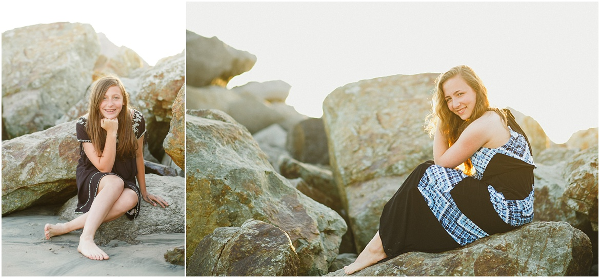 San Diego Family Photography | Beach Headshots