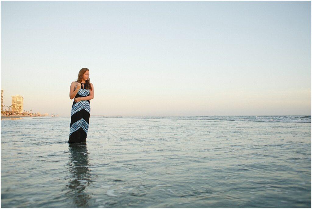 Beach Portraits in San Diego