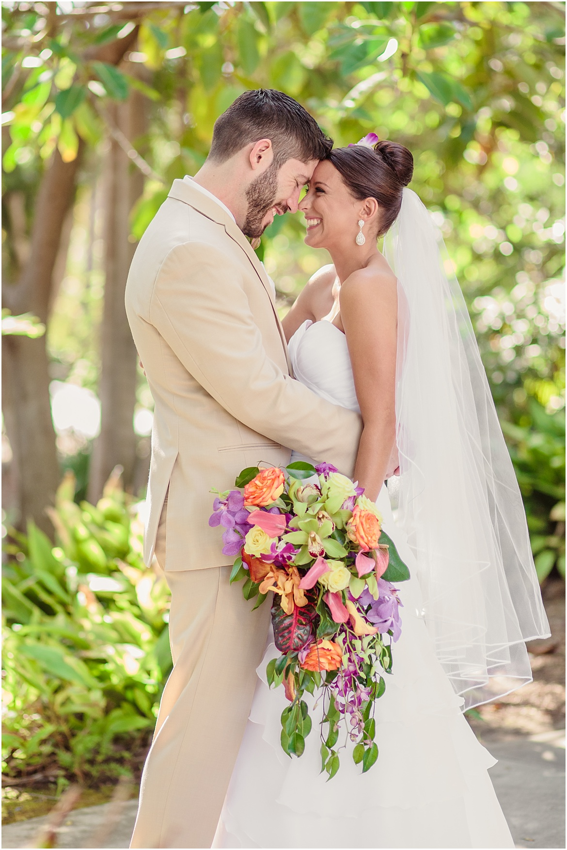 Paradise Point Resort Wedding | San Diego Photographer