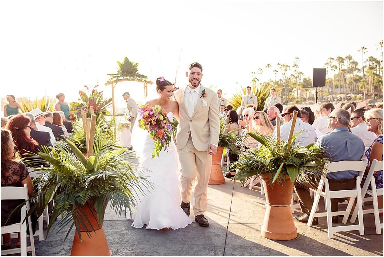 Paradise Point Resort Wedding | San Diego Photographer