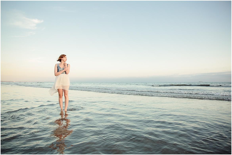 San Diego Senior Beach Photography