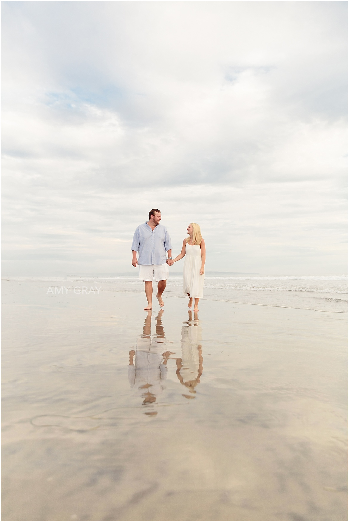 San Diego Photography | Anniversary on the Beach