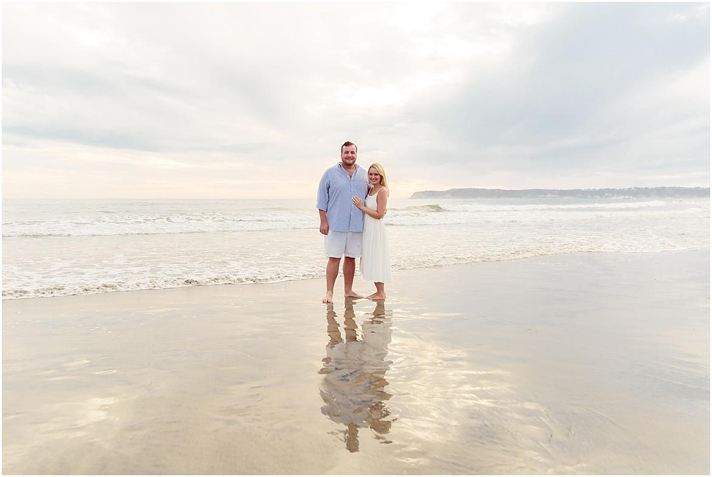 San Diego Photography | Anniversary on the Beach