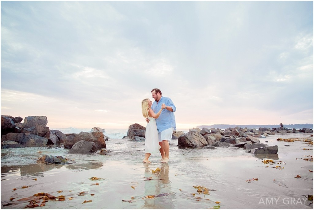 Hotel del Coronado Couple Portraits