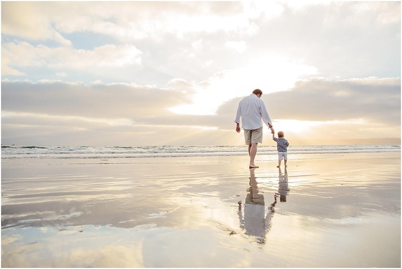 Family Beach Photography | San Diego Photographer