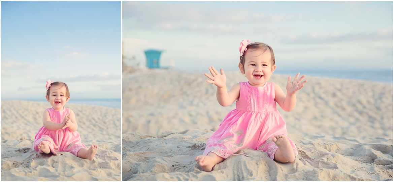 San Diego Photographer | Coronado Beach Family Photos